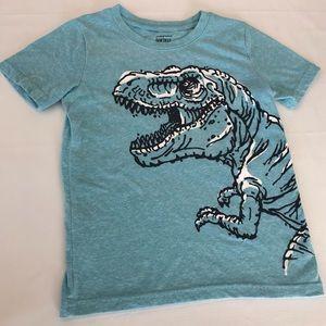 ⭐️3/$10⭐️ Boys Size S/6 Dinosaur T-Shirt